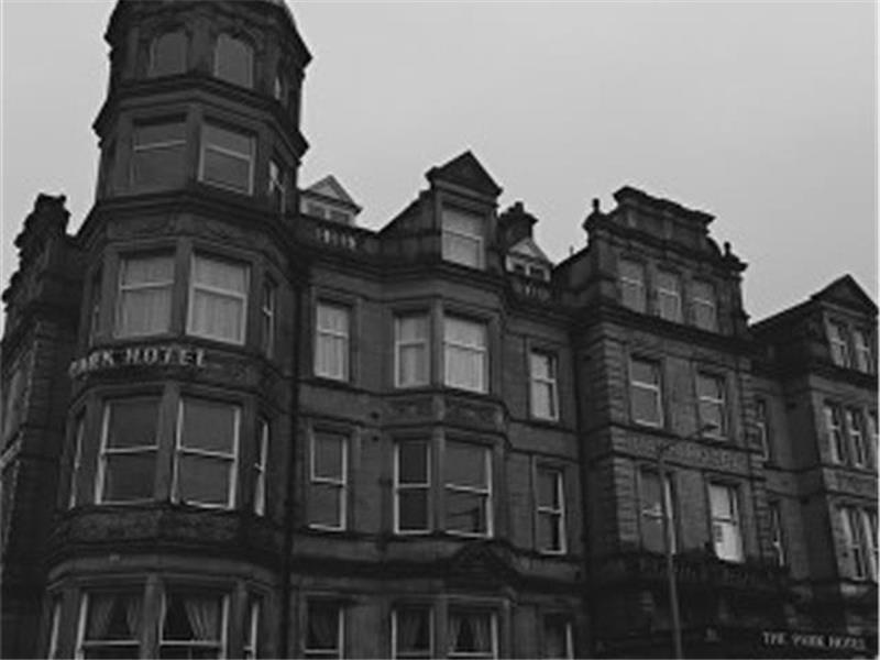 Ghost Hunt at Park Hotel