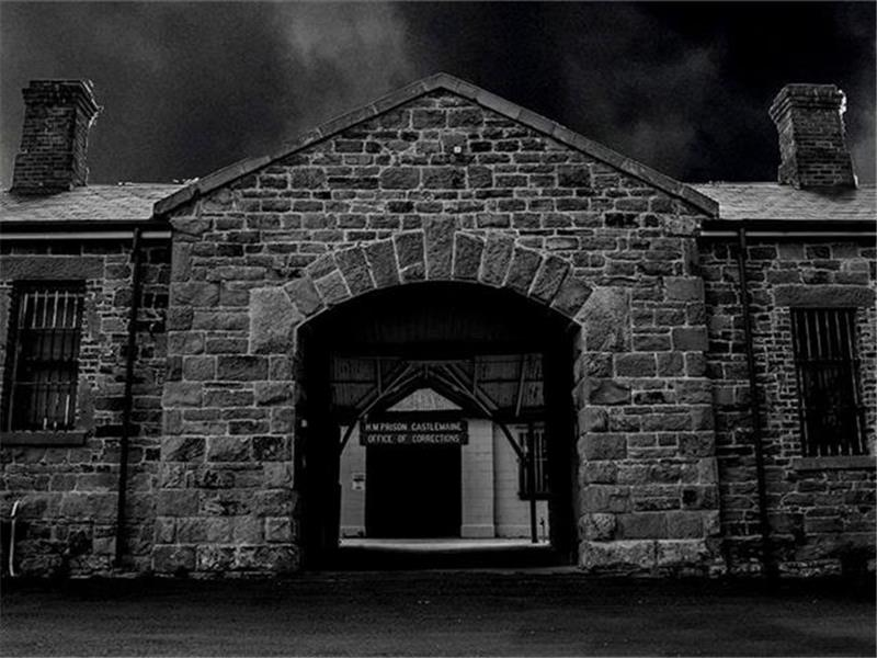 Castlemaine Gaol Paranormal Investigation