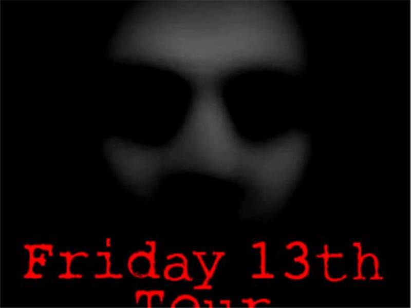 Old Castlemaine Gaol Ghost Tour: Friday 13th
