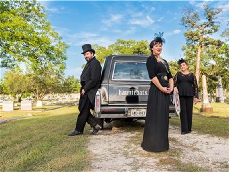 Haunted Hearse Limo Tours