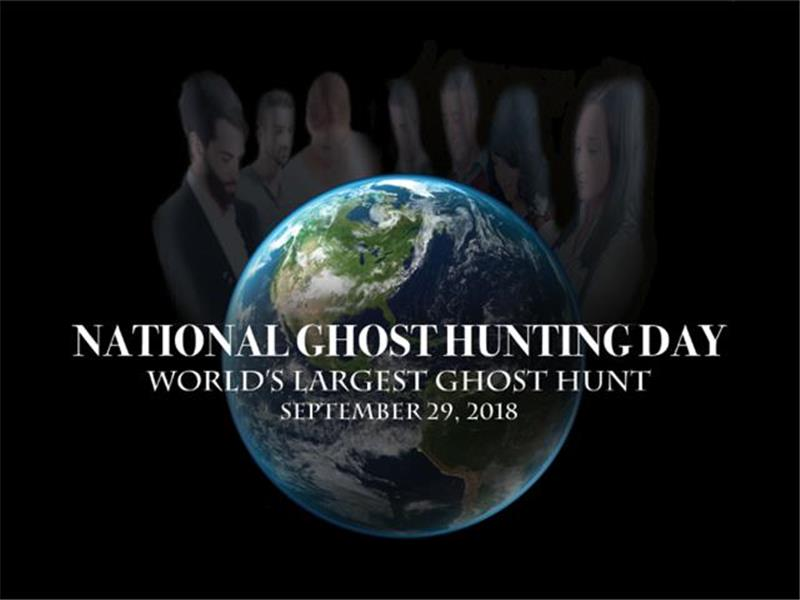 Worlds Largest Ghost Hunt 2018