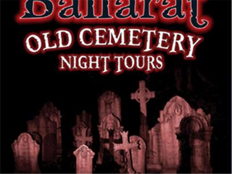 Ballarat Old Cemetary Night Tour