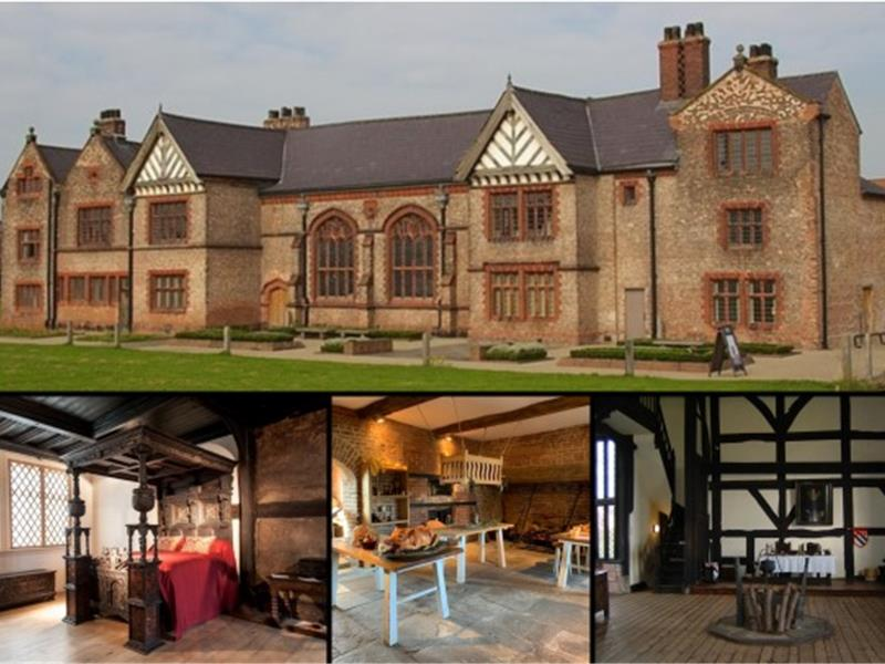 Ordsall Hall, Salford Ghost Hunt