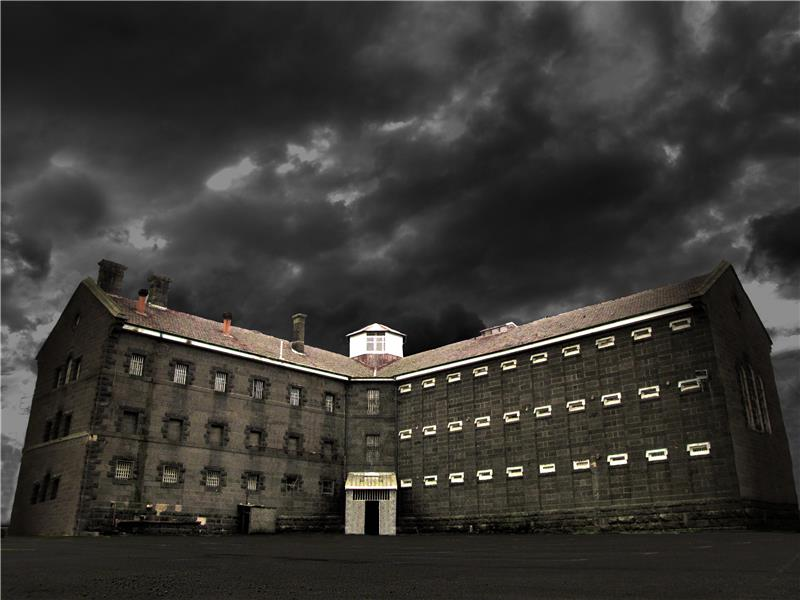 Geelong Gaol Ghost Tour
