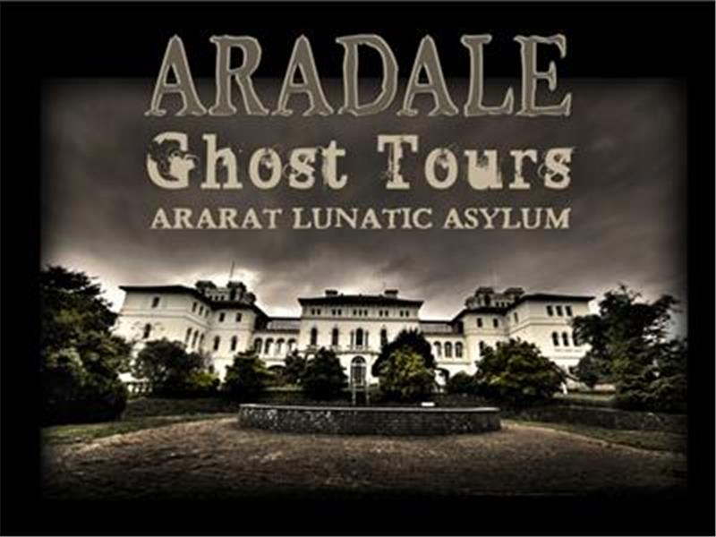 Aradale Paranormal Investigation Tour