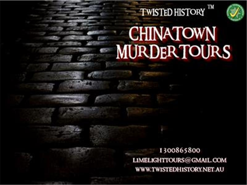 Chinatown Murder Tour