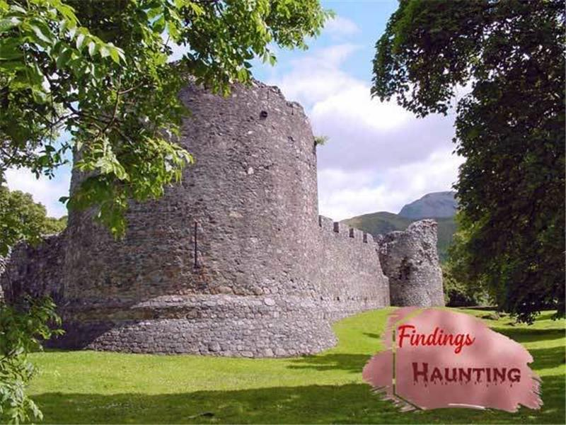 Inverlochy Castle Ruins Ghost Hunting