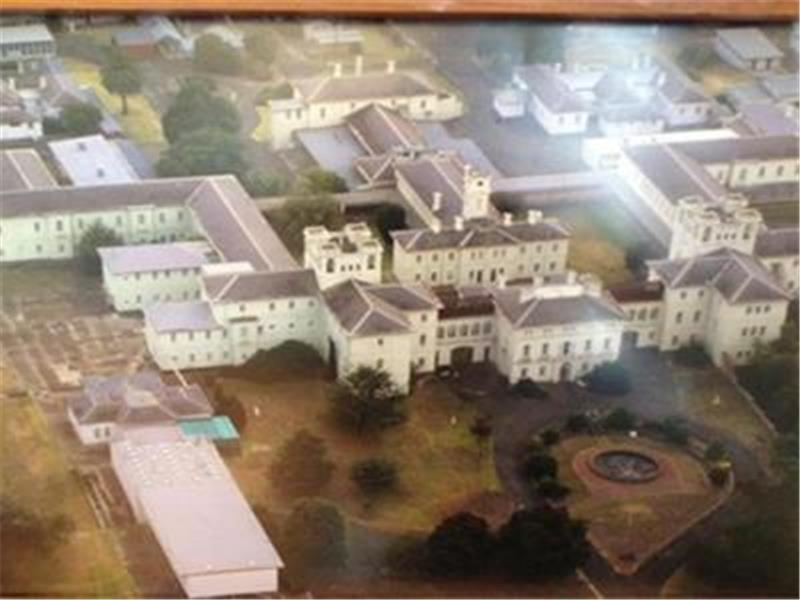 Ararat Lunatic Asylum Ghost Tour