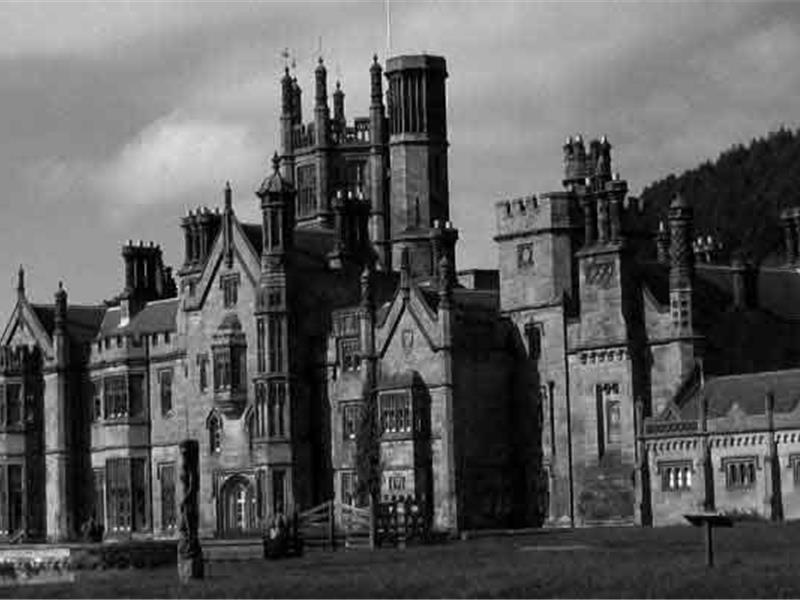 Ghost Hunt at Margam Castle