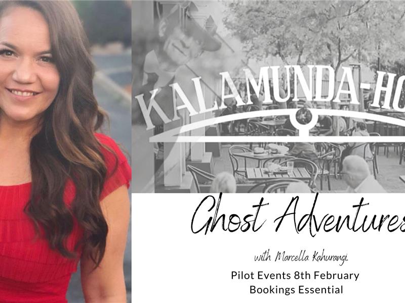 Pilot Event - Kalamunda Ghost Adventures - Kalamunda Ghost Adventures