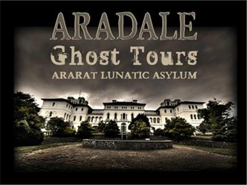 Ararat Lunatic Asylum Ultimate Paranormal Investigation - Ararat Lunatic Asylum Ultimate Paranormal Investig