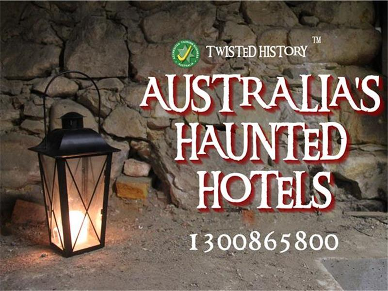 Australia's Haunted Hotels