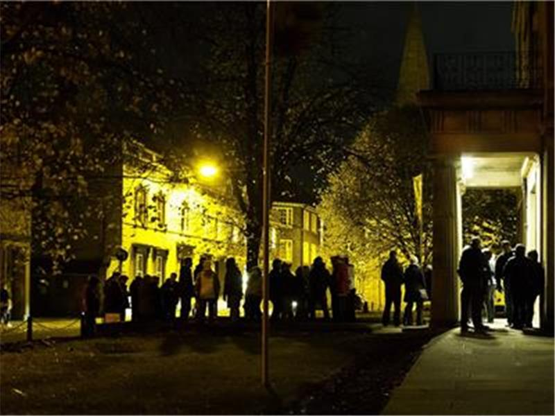 Peterborough Ghost Walk