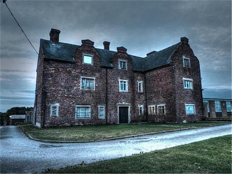 Gresley Old Hall