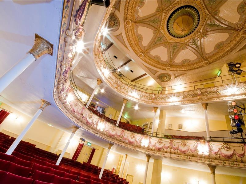 Ghost Hunt at The Theatre Royal Margate