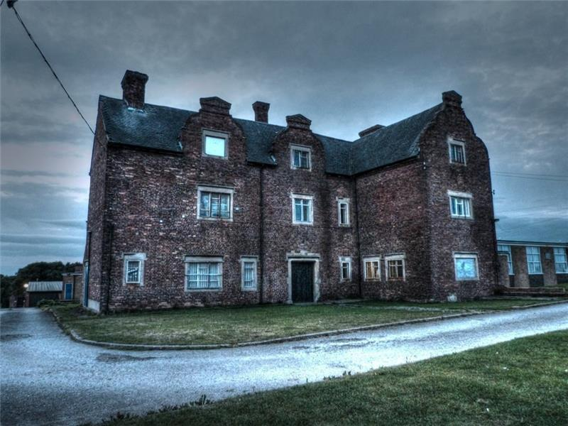 Ghost Hunt At Gresley Old Hall