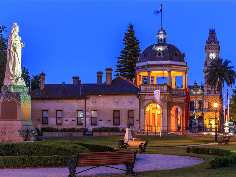 Bendigo Ghost Tour