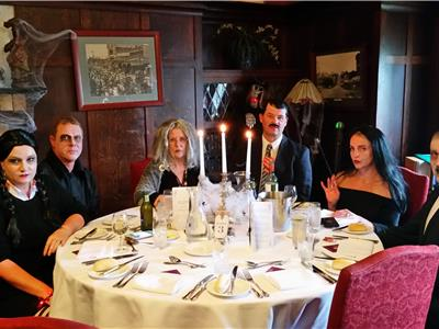 Mystic Halloween Dinner with Kerrie Erwin