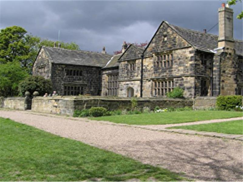 Ghost Hunt at Oakwell Hall