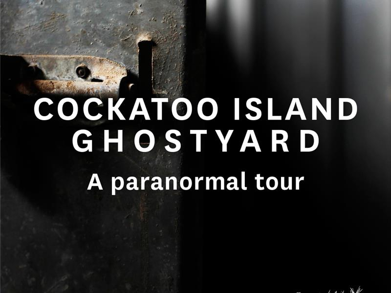 Ghostyard Tour