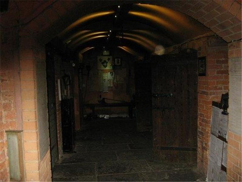 Ghost Hunt at the Very Haunted Derby Gaol