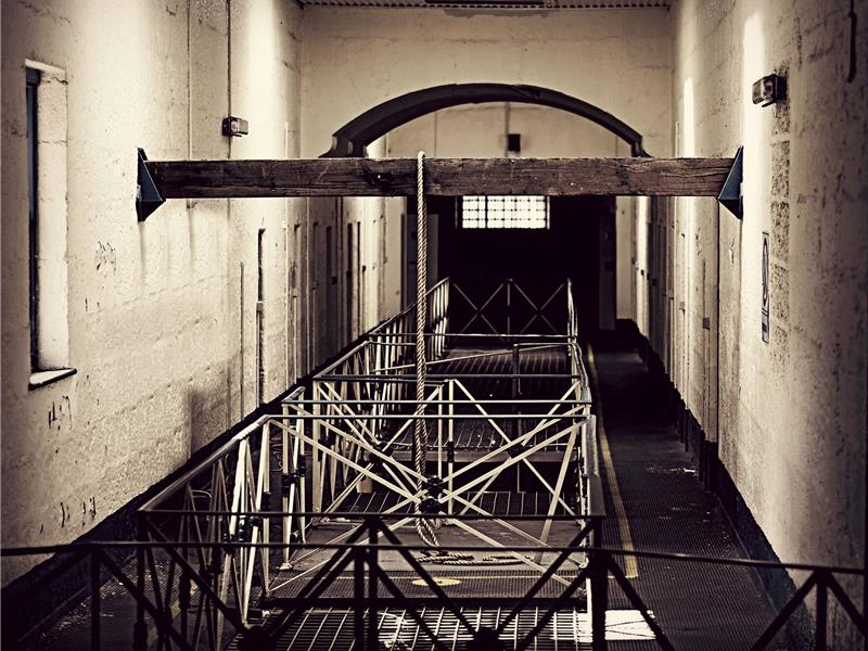 Old Beechworth Gaol Paranormal Investigations