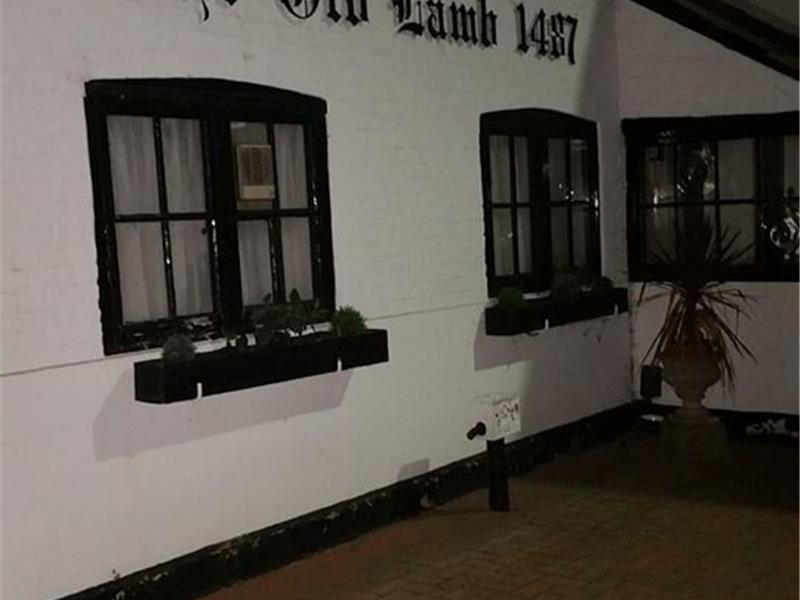 Halloween Ghost Hunt at The Old Lamb Hotel Theale