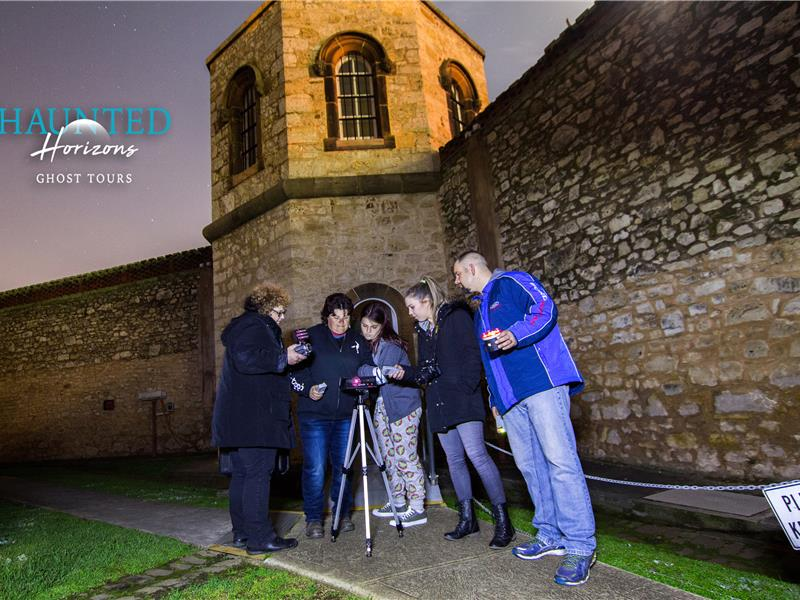 Adelaide Gaol Ghost Tour