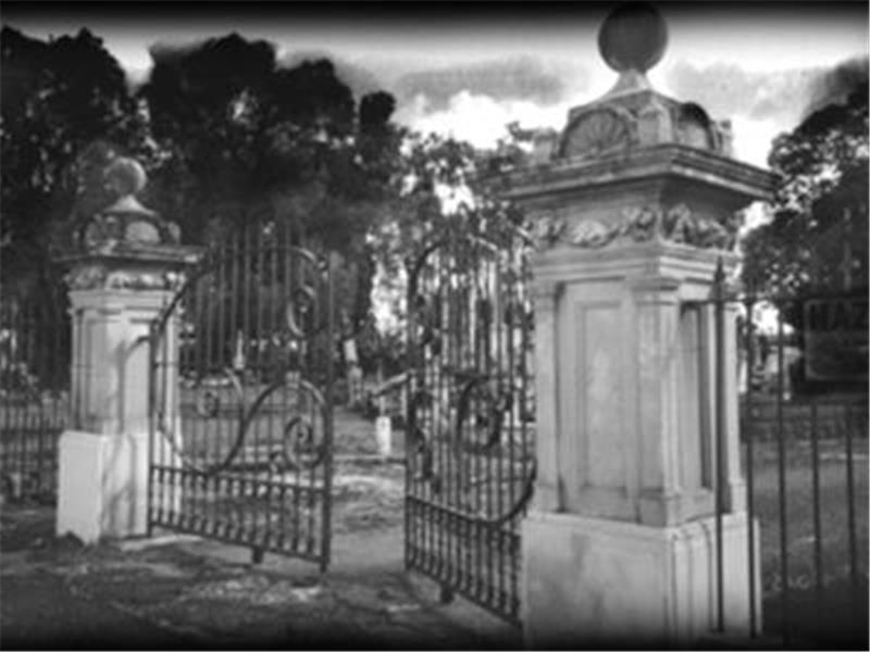 South Brisbane Cemetery Ghost Tour - South Brisbane Cemetery