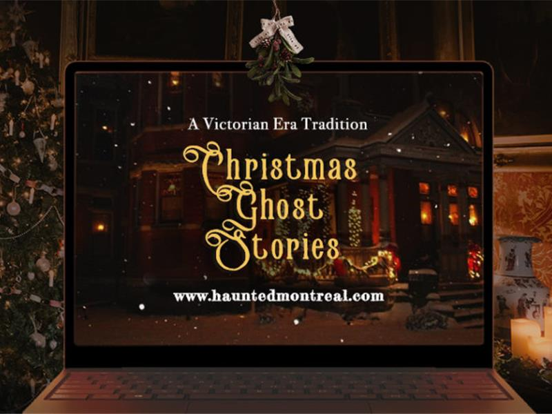 Christmas Ghost Stories: A Victorian Era Tradition