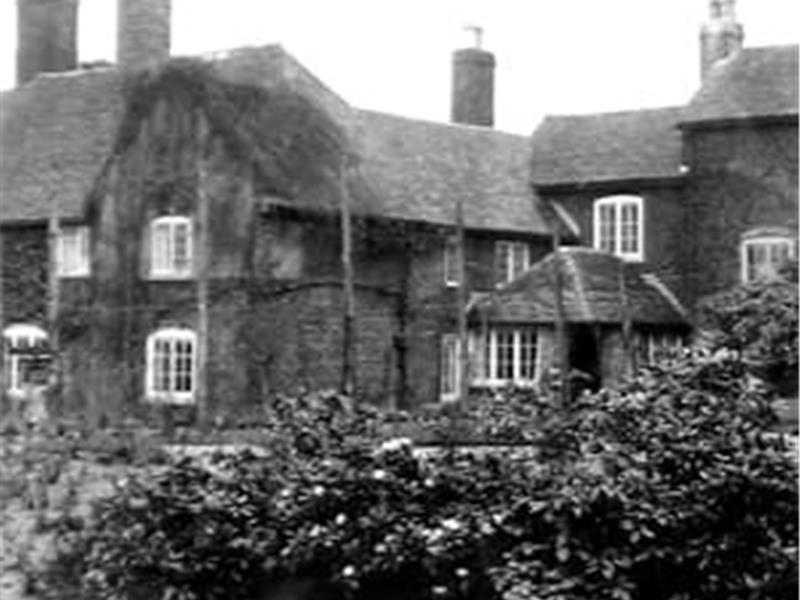 Ghost Hunt at The Crying House Graseley Old Hall