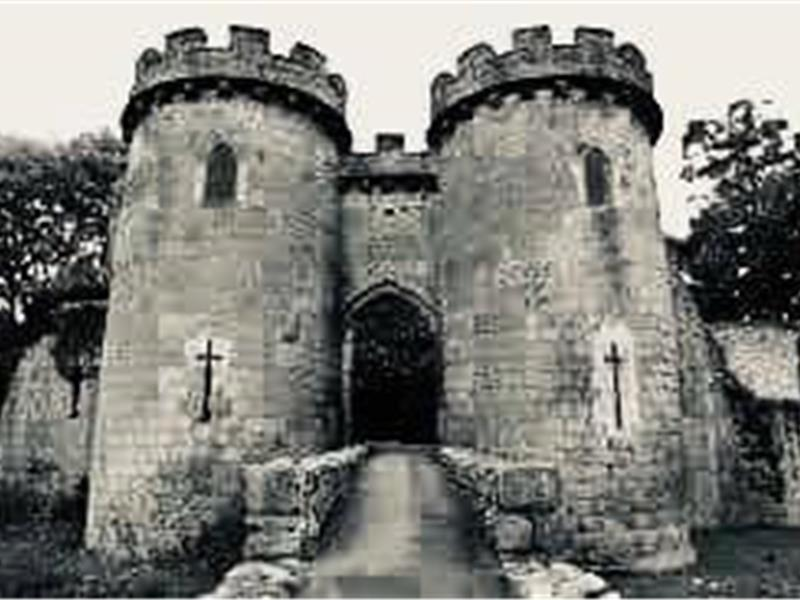 Whittington Castle Ghost Hunt