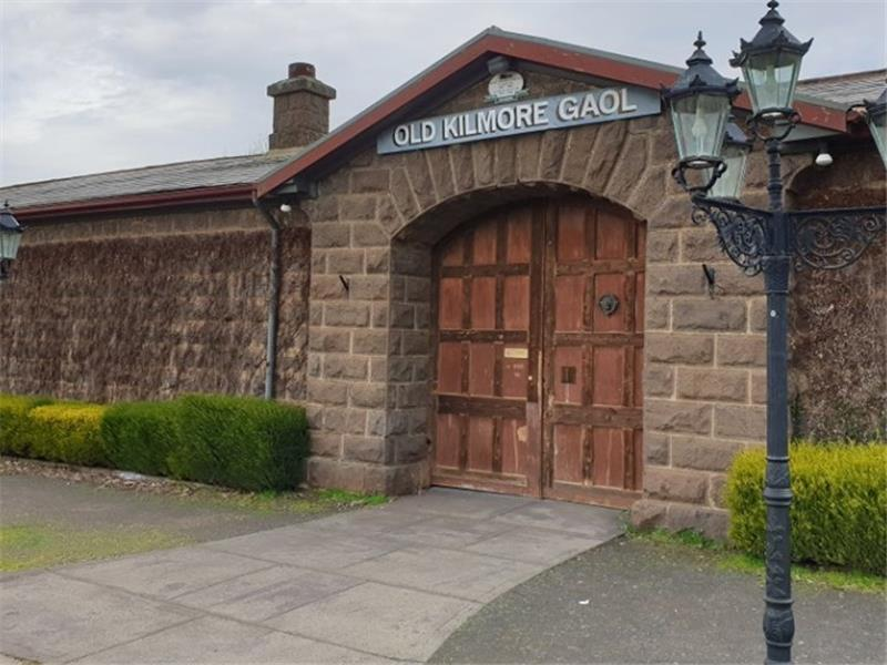 All-night Investigation of the Old Kilmore Gaol and St Andre's Presbyterian Church