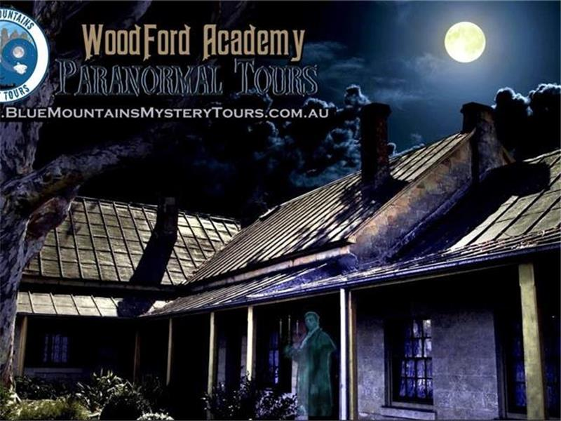 Woodford Academy Paranormal Tour