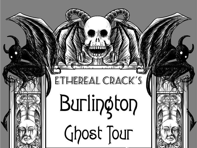 The Burlington Ghost Tour