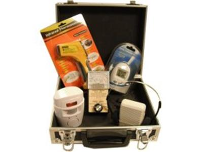 The Deluxe Ghost Hunting Kit The Deluxe Ghost Hunting Kit